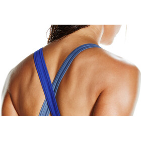 speedo HydrActive Strój kąpielowy Kobiety niebieski/czarny